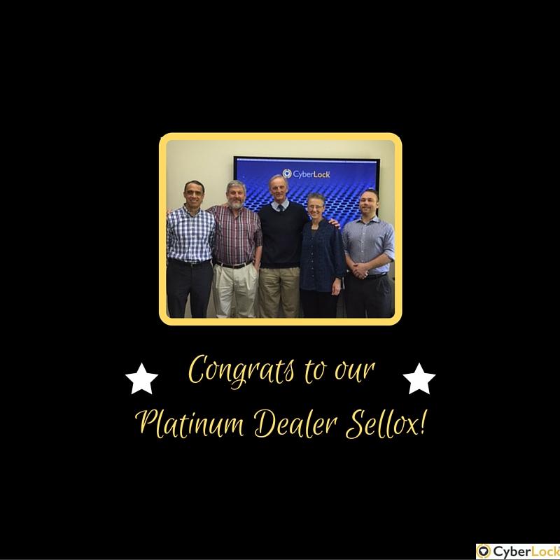Congrats Sellox